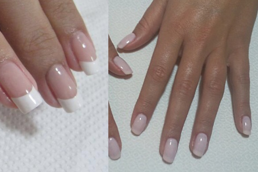 Differences Between American Manicure And French Manicure